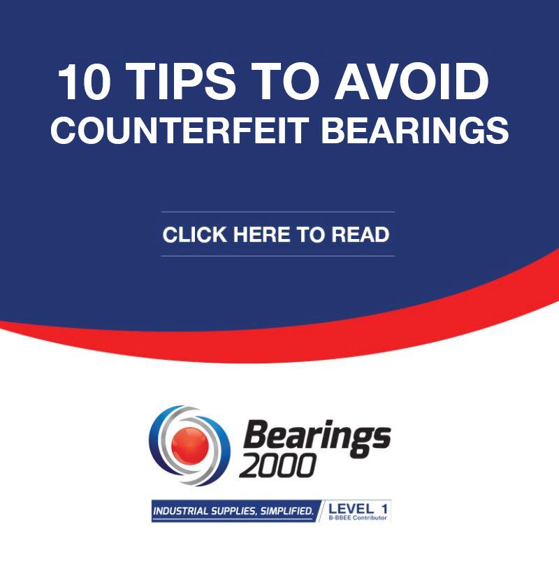 10 tips to avoid counterfeit bearings